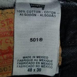 Levi's Jeans - Levi's 501s